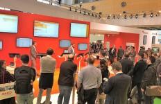 BMA273 Presentations on the Orgadata stand at Fensterbau 2017 1