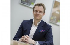Gareth Mobley CEO Solidor & Residor