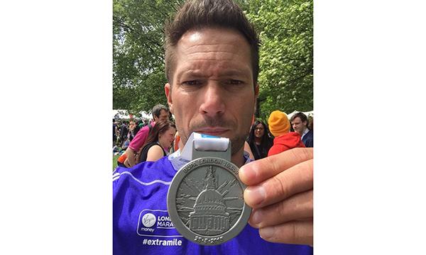 Jason's Running a Marathon in Memory of Stefan