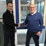 PR181 - Tony Drake, Managing Director - Brian Webb, Business Development Manager