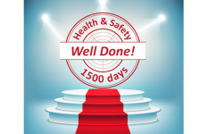 PR193 - Health and Safety 1500 Days