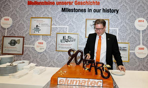 PR194 - elumatec 90 years