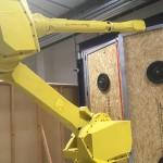 PR203 - PAS24 testing rig