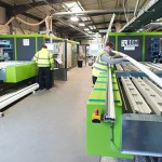 Quadruple Cutting and Machining Investment at TruFrame
