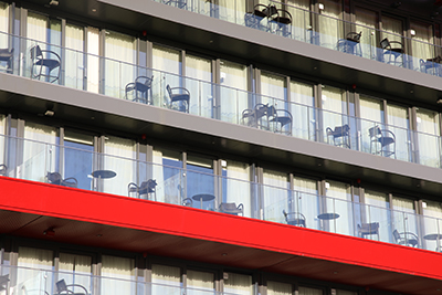 Senior Architectural Systems - Hilton Garden Inn Manchester 2