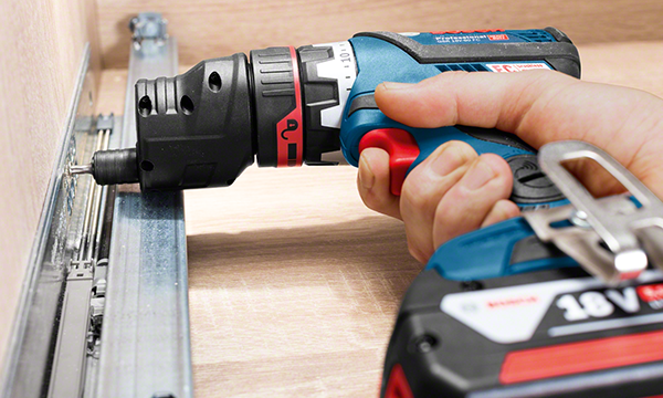 The Ultimate In Versatility And Flexibility Bosch Professional 18 V