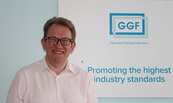Adrian Blaydon (GGF Technical Officer)