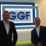 Chris Beedel (FENSA) and Richard Hearn (GGF)