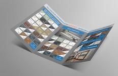 Deceuninck's new colour leaflet