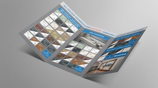 Deceuninck's new colour leaflet