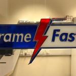 Frame Fast UK Glass Factory
