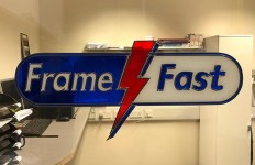 Frame Fast UK Glass Factory