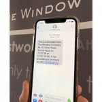 TWC221 The Window Company (Contracts) had introduced a new texting initiative service for residents