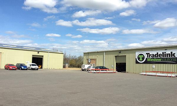 Tradelink's Dedicated Aluminium Factory in March