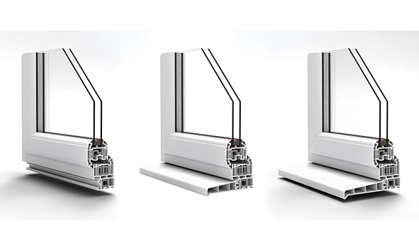 Profile 22's Universal Two-Part Cill Demonstrates The Intelligence Of The Optima System