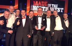 AluFoldDirect Collect Their MINW Award