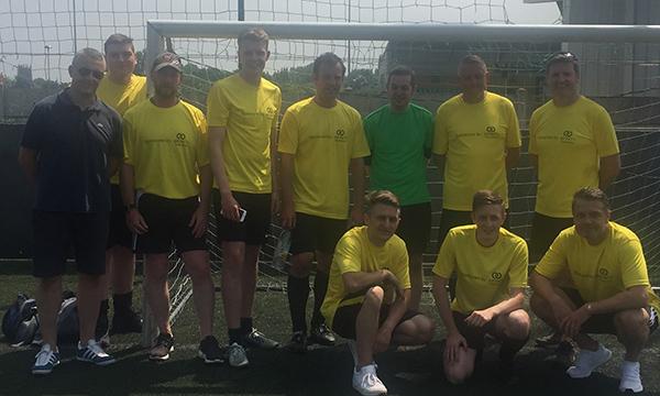 CCF Football Tournament 10-6-18