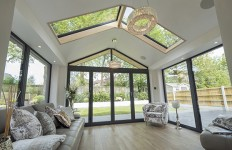 Joinery Company Tranforms Home with WARMroof Hybrid
