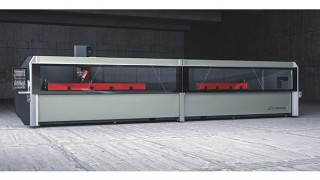 PR189 New Emmegi Comet R6 launched at Fensterbau
