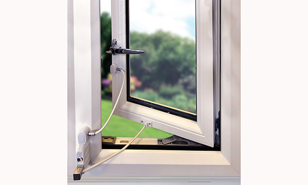 """Double The Holding Force Of Window Restrictors, Cubelock's """"Belt And Braces"""" Solution"""