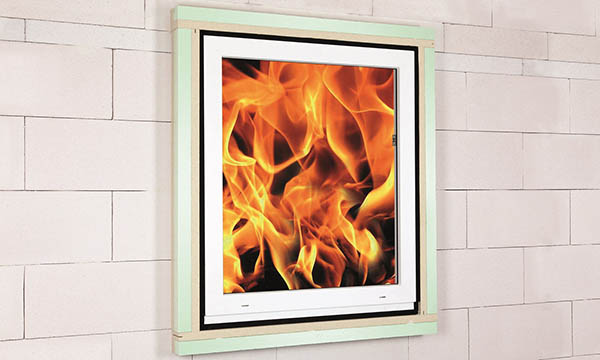 ISO-CHEMIE'S WINFRAMER Achieves 30 Minute Fire Rating