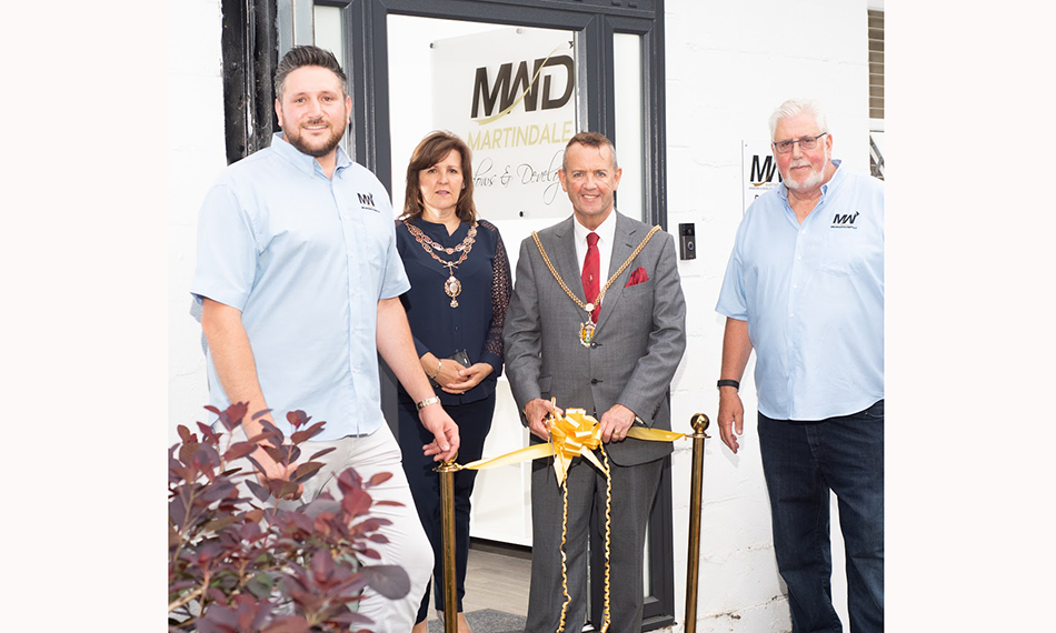 Martindale Makes The Switch To Installation Tape
