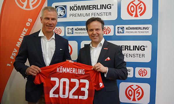 profine Becomes Record Main Sponsor Of 1. FSV Mainz 05