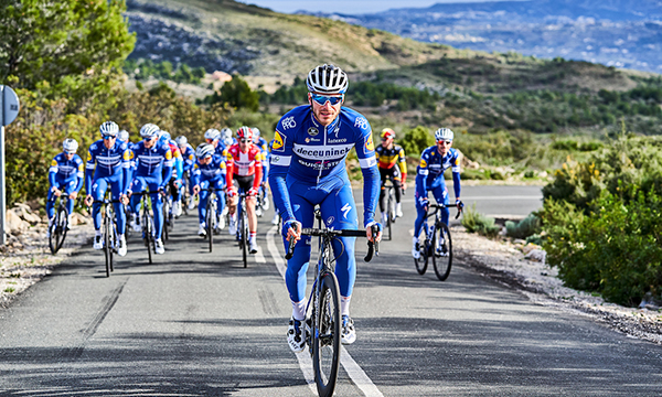 Deceuninck Sponsors Elite Cycling Team