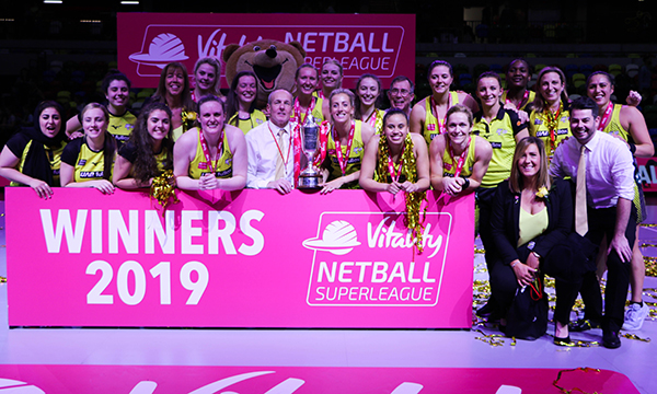 UAP Sponsored Manchester Thunder Crowned Superleague Champions