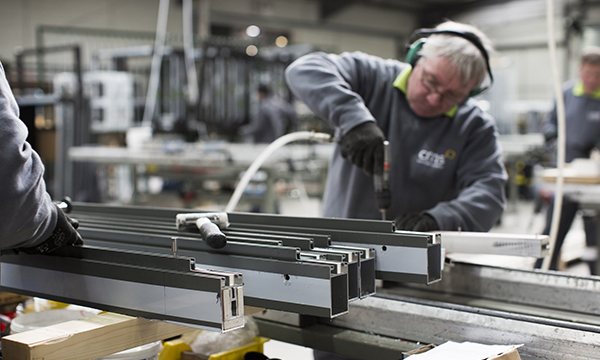 CMS Window Systems Shortlisted For Hat-Trick Of Awards