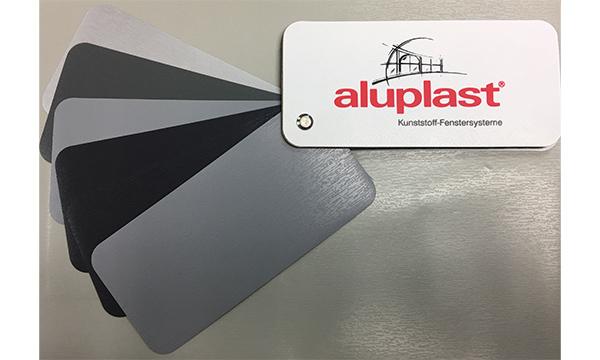 aluplast Launches 'True-Black' Foil