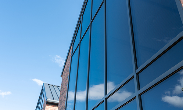 Senior Adds Strength To Its Range With New SF62 Curtain Wall System