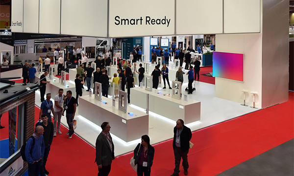 Smart Ready® Heads To Europe With AluK