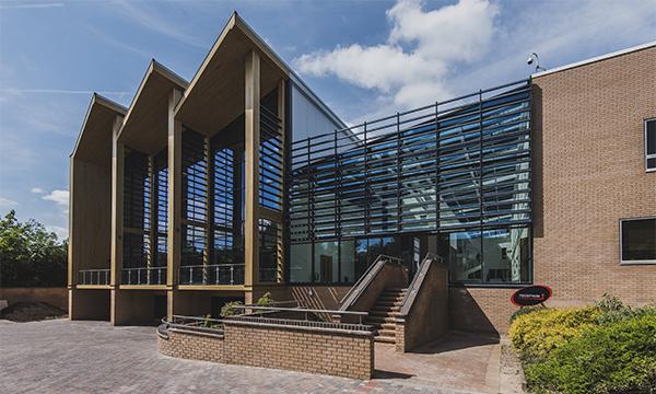 Installation At Slimming World HQ Wins At Major Awards Programme