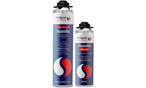 Foamfix Adds To Hodgson's Ever Expanding Product Range