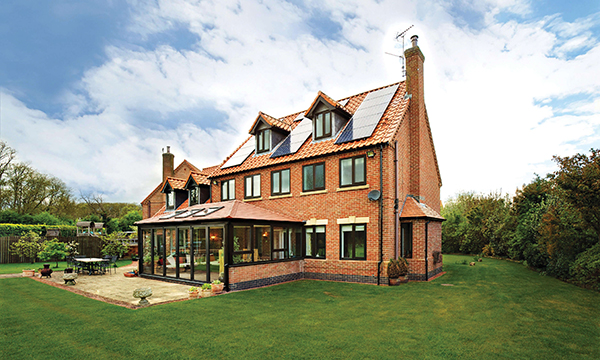 Conservatories Contribute To Mental Health And Well-Being