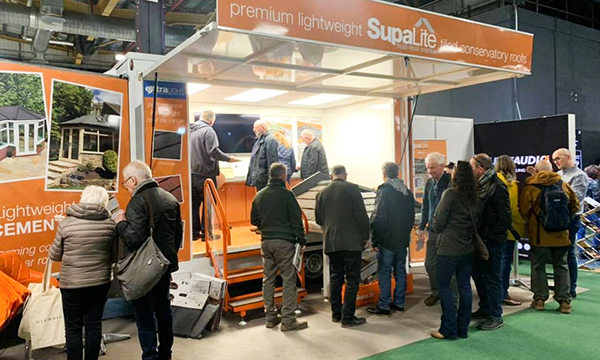 SupaLite Steals The Show At Build It Live North West 2020
