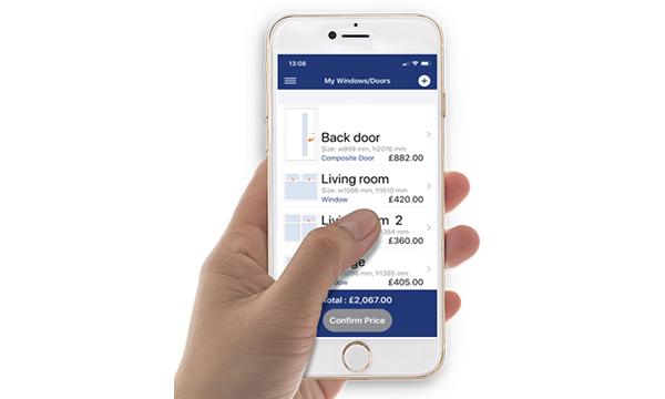 New Double Glazing App Now Provides Finance Option