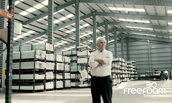 Colin St John Reflects On Freefoam 30 Year Anniversary