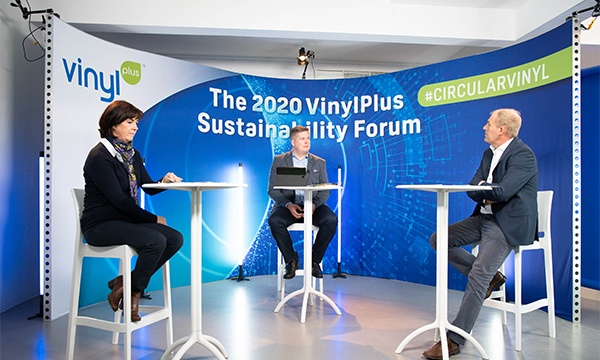 European PVC Industry Builds New 2030 Sustainability Programme At The Online VinylPlus Sustainability Forum