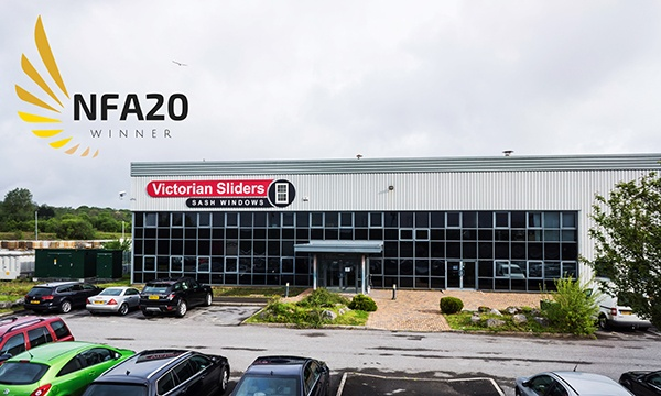 Victorian Sliders Awarded Best Vertical Sliding Window Company For Second Year Running