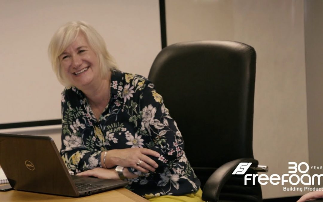 New Freefoam Video Featuring UK Marketing Manager, Louise Sanderson