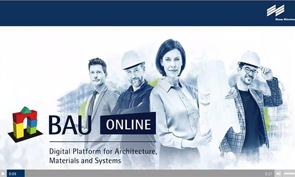 BAU 2021 Launches Online