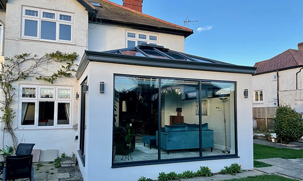 Classic Conservatory Roof Case Study