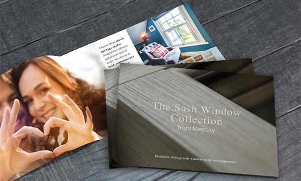 Mercury Glazing Supplies Introduces Their New Retail Brochure
