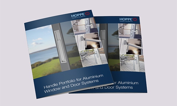 New Handle Portfolio Launched To Showcase Aluminium Window And Door Systems