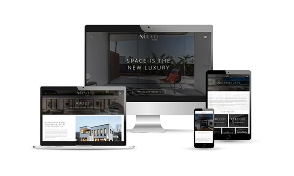 Purplex Provides Stylish New Brand And Website For Luxury Aluminium Fabricator