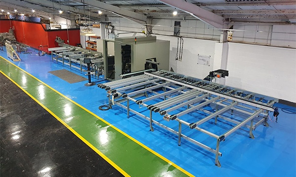 Premo Fabrications Is First In The UK With A Quadra L3
