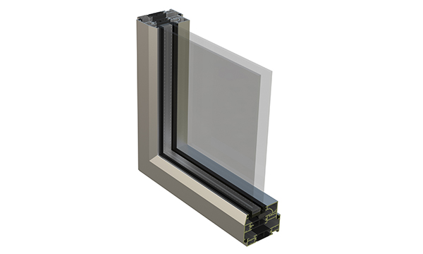 Kawneer Launches Slimline Window For Education And Home Improvement Sectors