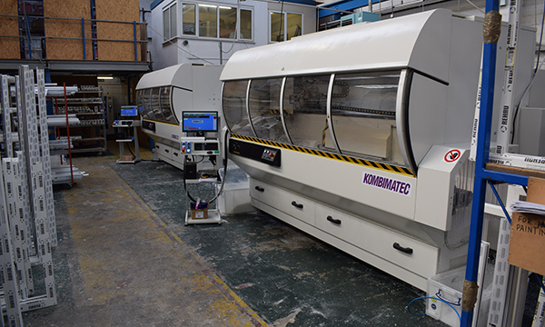 Roseview Levels Up With Kombimatec Machining Centres